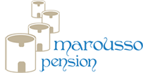 Pension Marousso Amorgos Logo