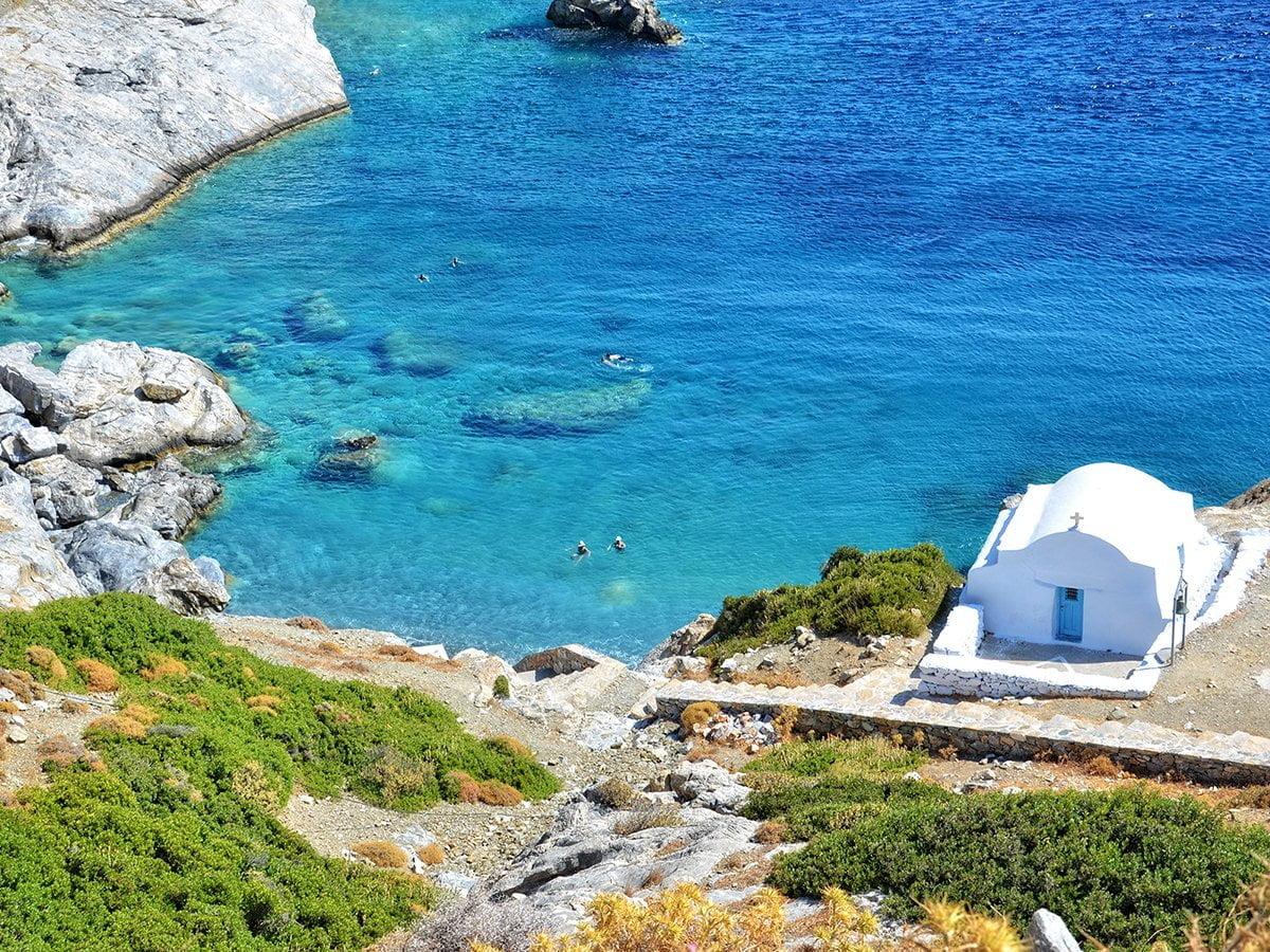 Agia Anna Beach Amorgos