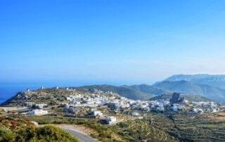 Chora Amorgos Greece
