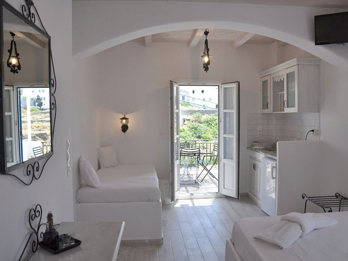 Accommodation Room 1 | Studio | 3 persons | First Floor
